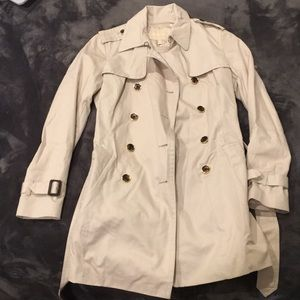 Banana Republic Coat (Tan)